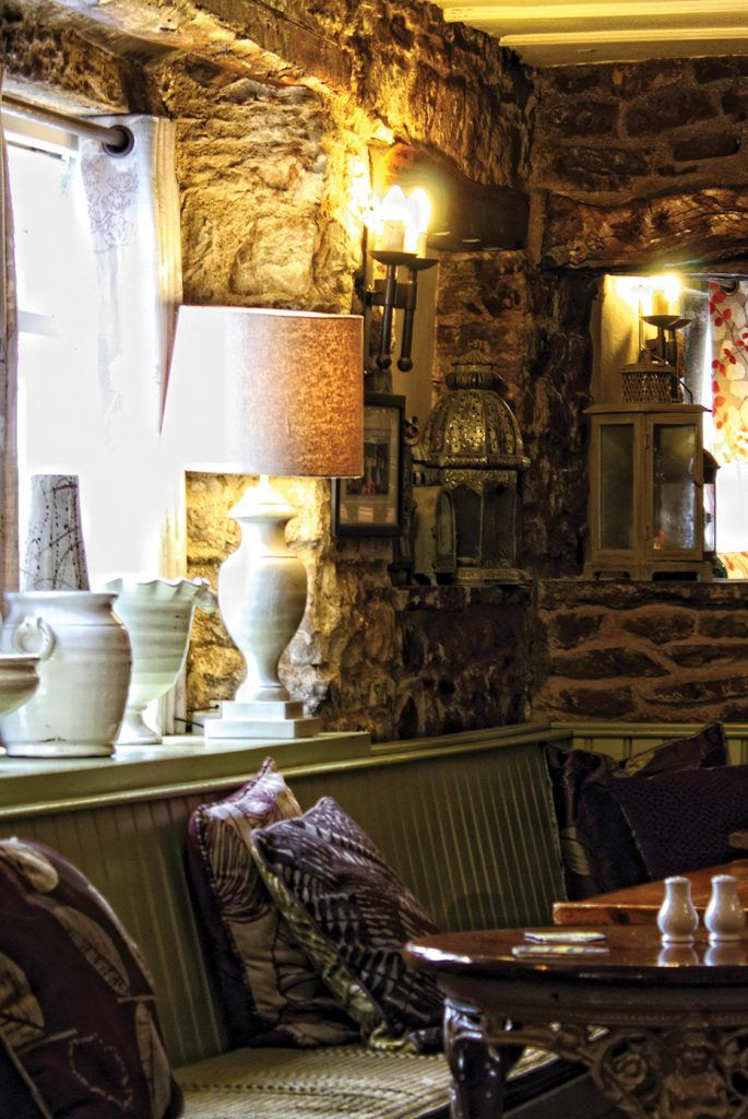 The function room at Tempest Arms near Skipton